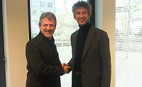 Bruno Millet PICARD system responsible with Dominique Fonteyn, Belspo Director