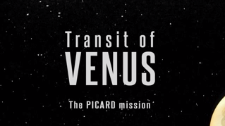 Movie presenting the history of Venus transits observed by men from Galileo to PICARD